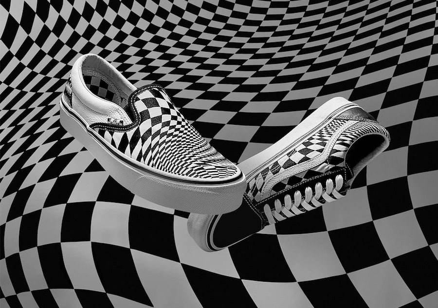 "Here's How to Get Your Hands on the END. x Vans ""Vertigo"" Pack"