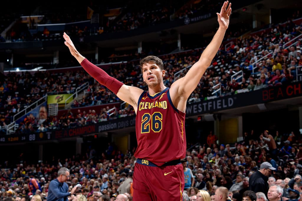 REPORT // Cavs Players Pissed Over Kyle Korver's Trade to Utah