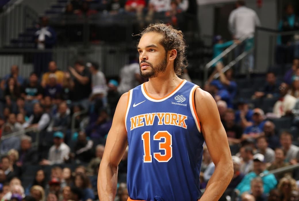 Grizzlies Actually Interested in Signing Joakim Noah