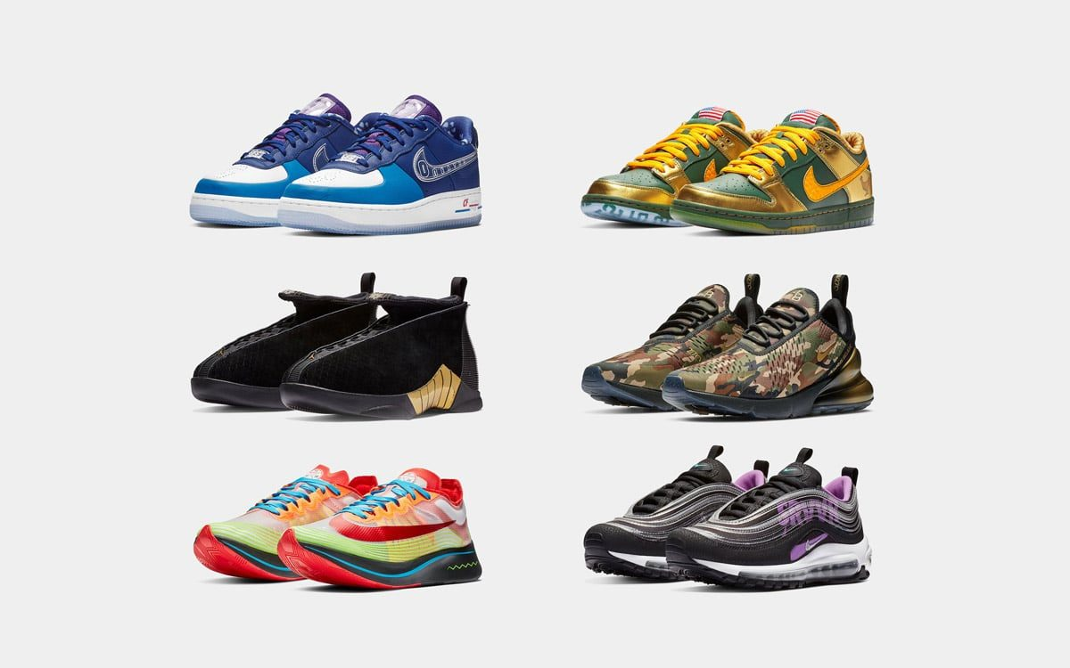 Nike Officially Unveil the 2018 Doernbecher Collection and their Designers