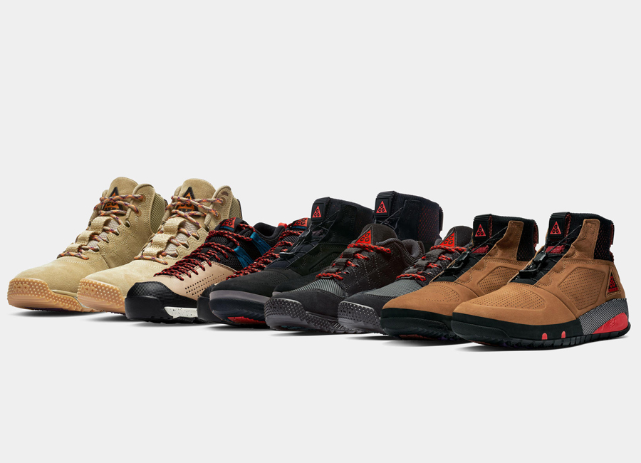 Nike Unveil their Holiday 2018 ACG Collection