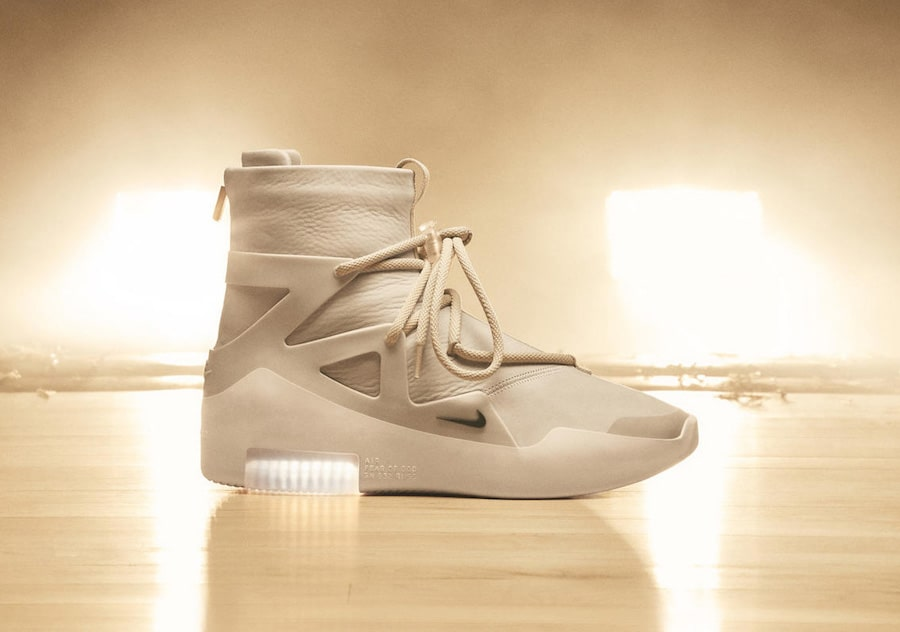 Nike and Fear of God Officially Unveil Their First Collection