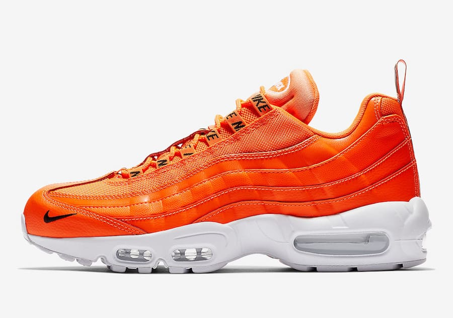 "Nike's Next ""Overbranded"" Arrives in Orange"