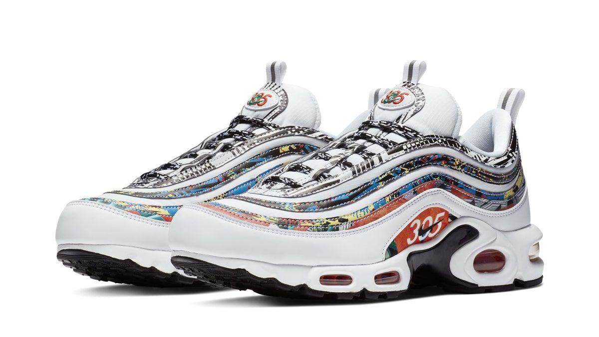 The Nike Air Max Plus 97 Gets a Miami Makeover