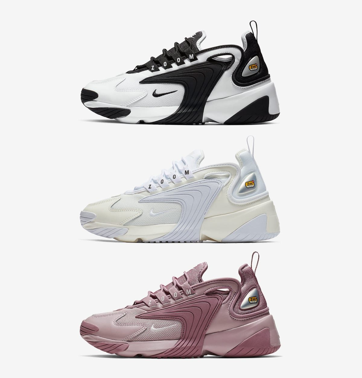 Introducing the Nike Zoom 2K