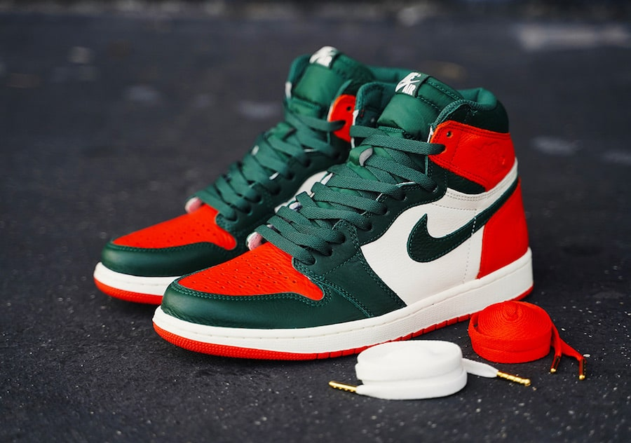 """SoleFly Officially Unveil Their Air Jordan 1 """"Art Basel"""" Collection"""