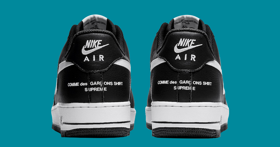 A Full Look at the Very Lazy Supreme x CDG Collaborations