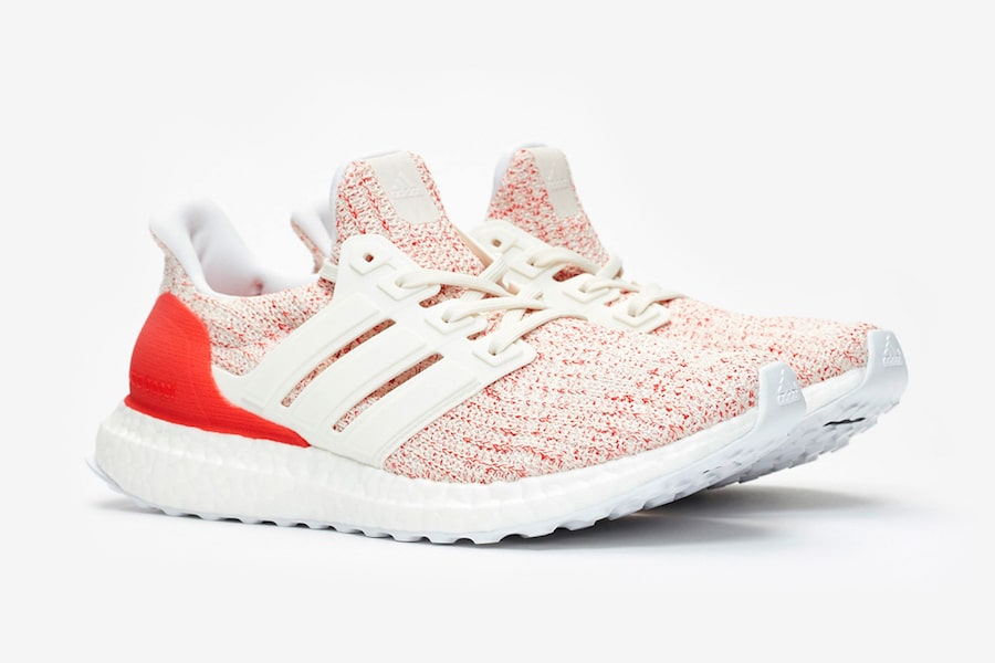 """The """"Active Red"""" Ultra BOOST Drops Next Week!"""