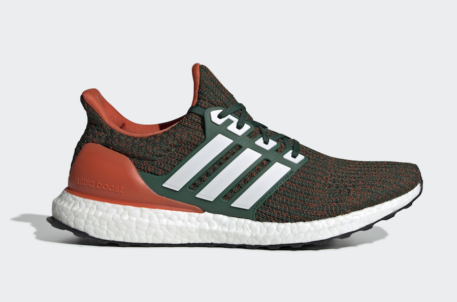 "The adidas Ultra BOOST 4.0 ""Hurricanes"" Releases Dec. 2nd"