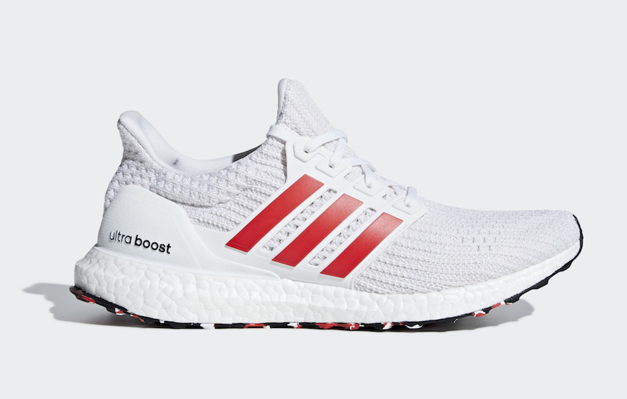 Three Stripes Set to Rock Red this December
