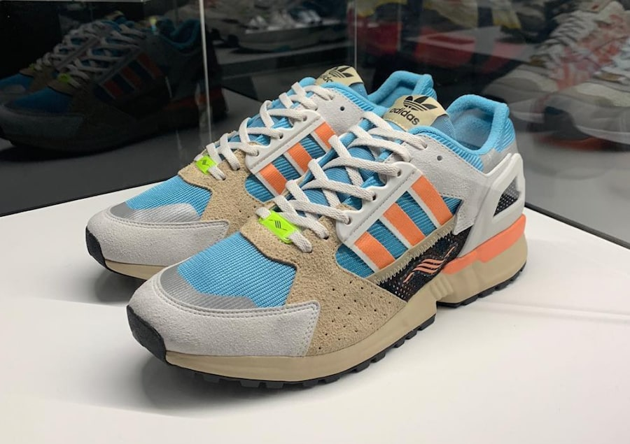 First Looks at the adidas ZX 10000