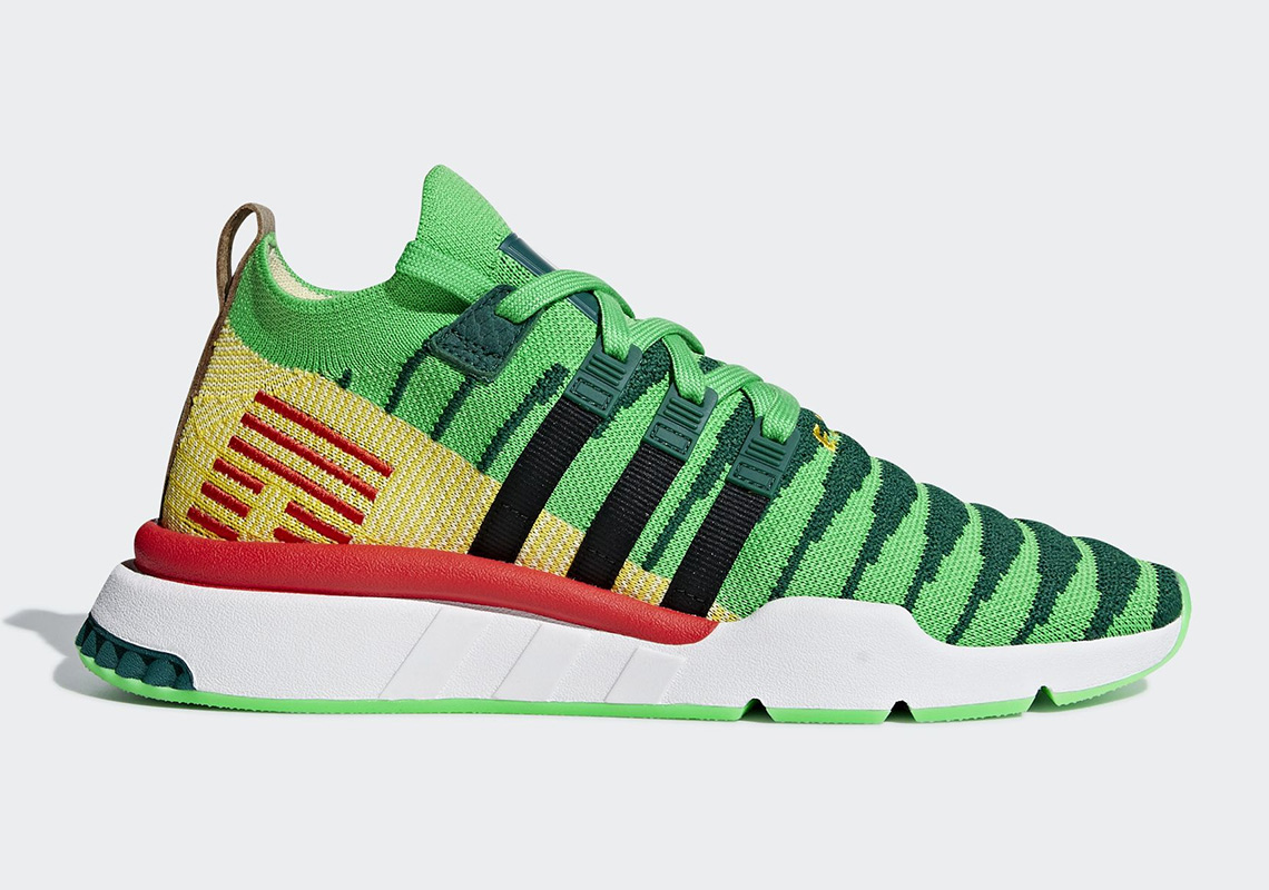 """The adidas Dragon Ball Z Collection Concludes with the """"Shenron"""" Pack"""