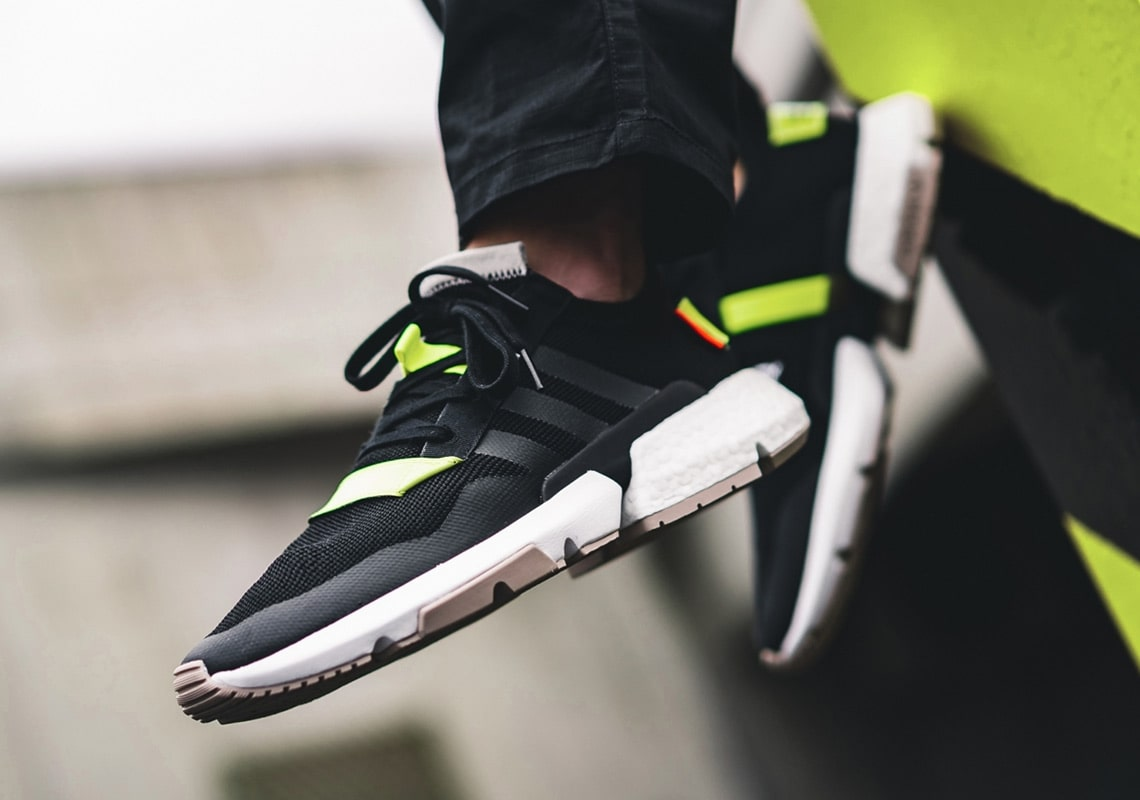 "The adidas POD s3.1 ""Traffic Warden"" Releases This Week!"