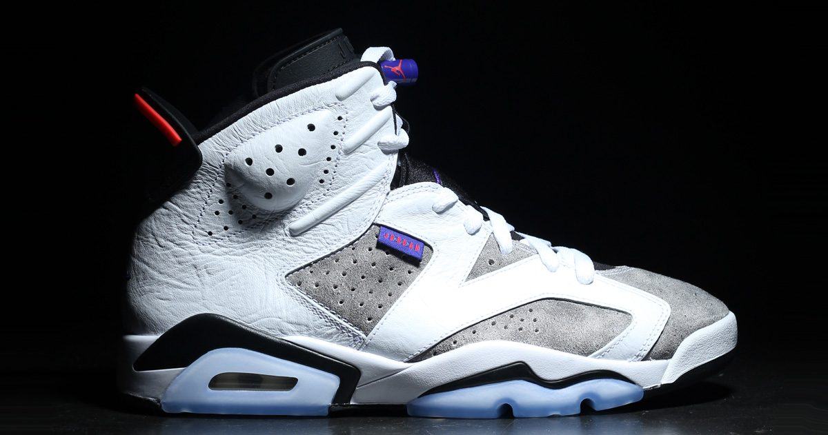 "First Look // Air Jordan 6 ""Flint"""