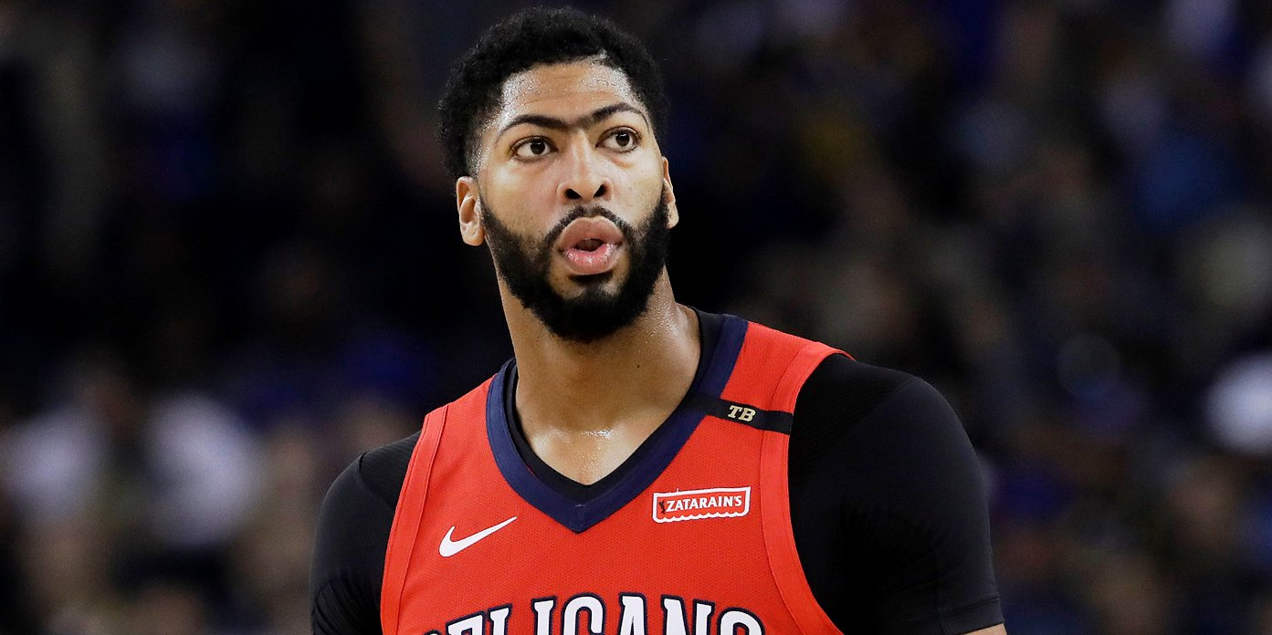 "Anthony Davis Says He Has to ""Play Almost Perfect Every Night"" for the Pels to Win"