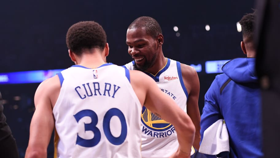 Kevin Durant Yet Again Proves the Warriors Are — and Always Will Be — Steph Curry's Team