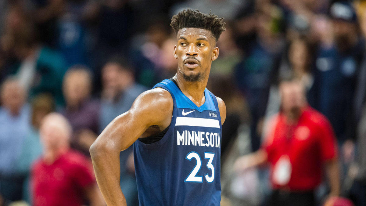 """Jimmy Butler: """"What Are They Going to Do When I Show Up and Hoop on Friday?"""""""