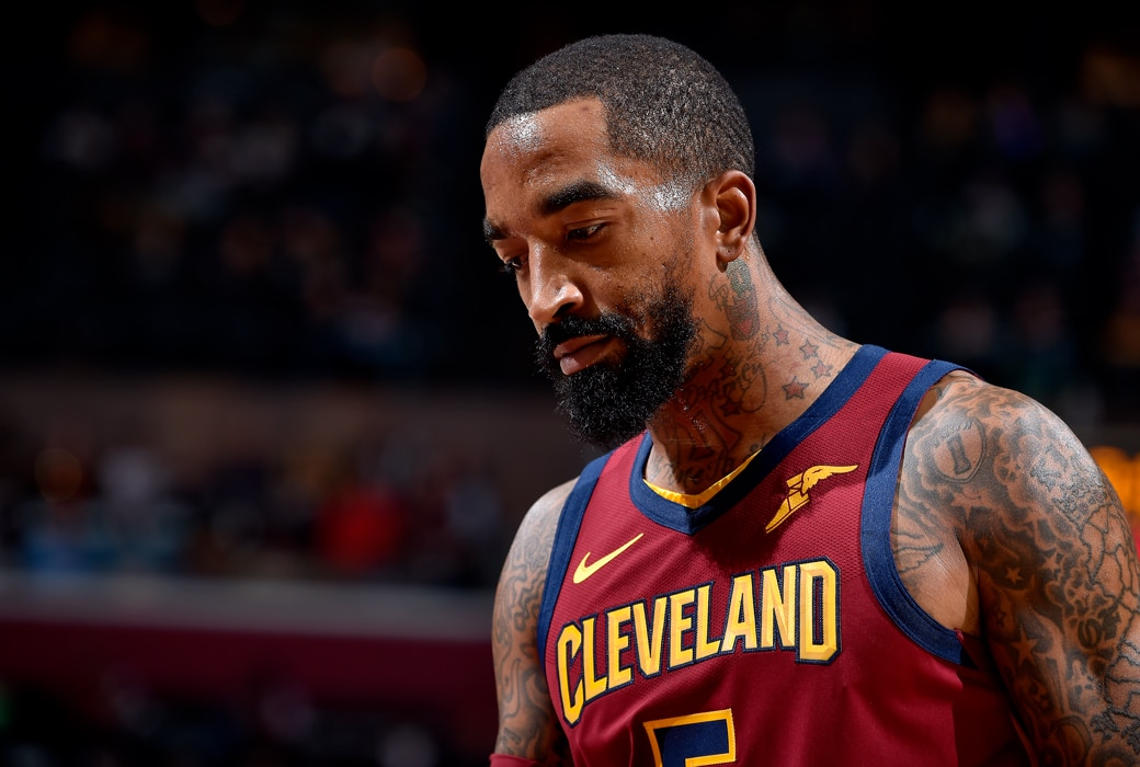 JR Smith is No Longer an Active Cav