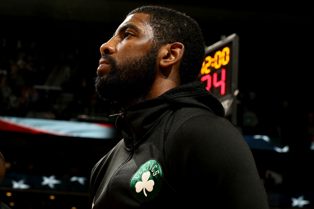 Kyrie Irving Hopes to Retire By His Early-to-Mid-30s