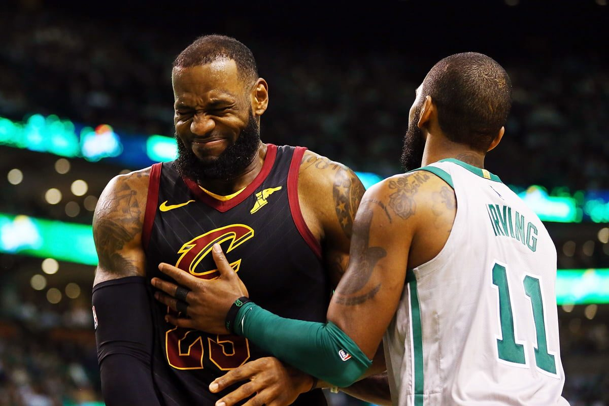 LeBron James Says Kyrie Irving Trade Was the 'Beginning of the End' for Cleveland
