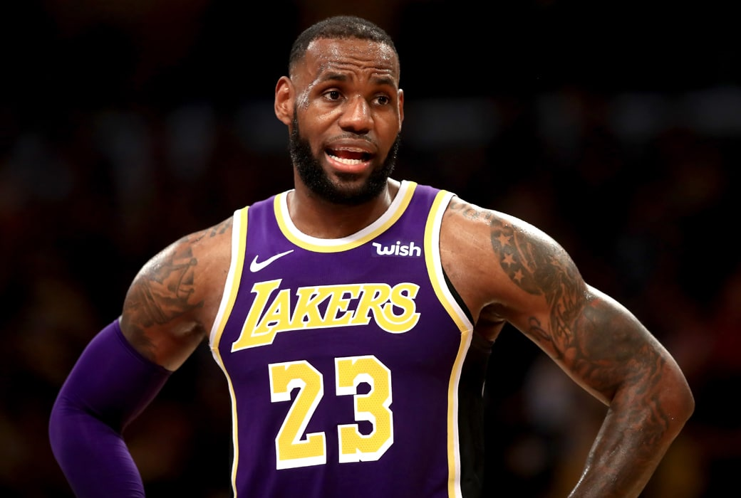 LeBron 'Almost Cracked' During the Lakers' Early Struggles