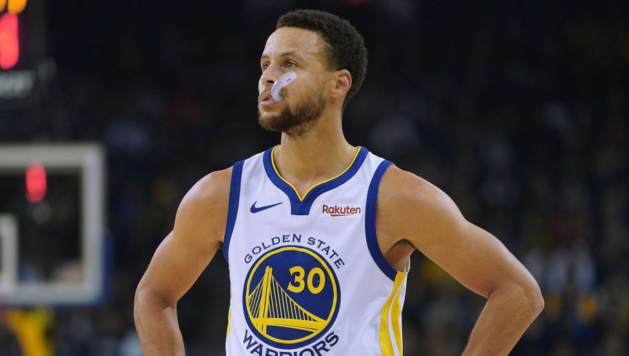 Steph Curry Involved in Multi-Car Accident