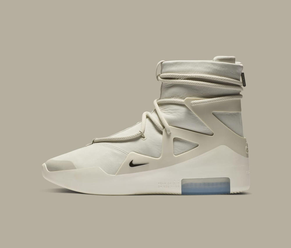 Official Images of the Nike Fear of God 1