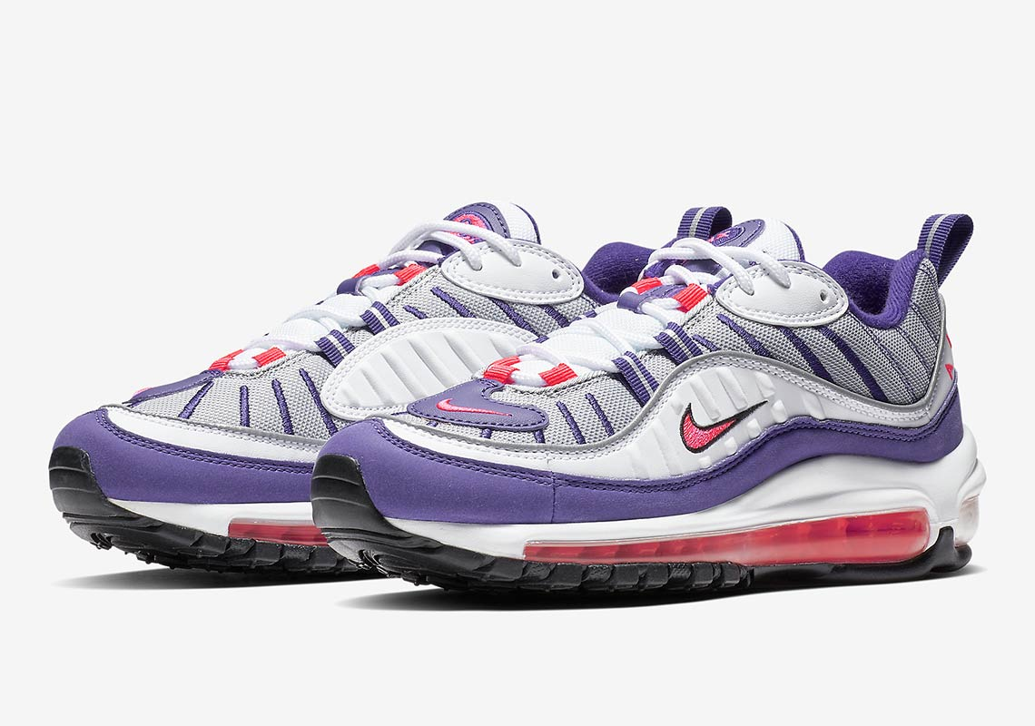 Raptors Fans Have Even More to Cheer About With These Air Max 98s