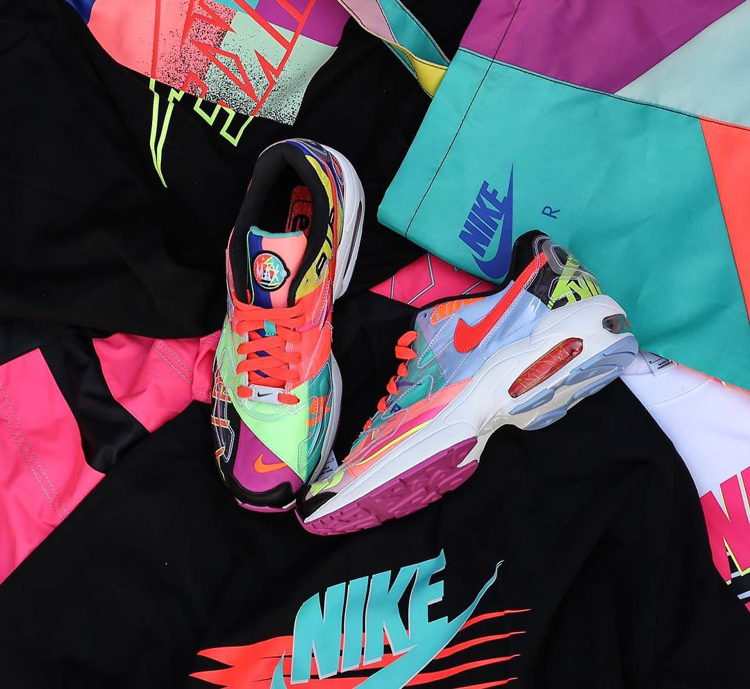 A Detailed Look at the Wild atmos x Air Max Light 2 1994