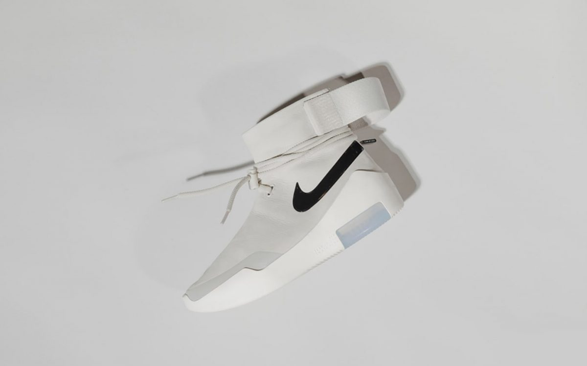 A First Look at the Nike Fear of God SA