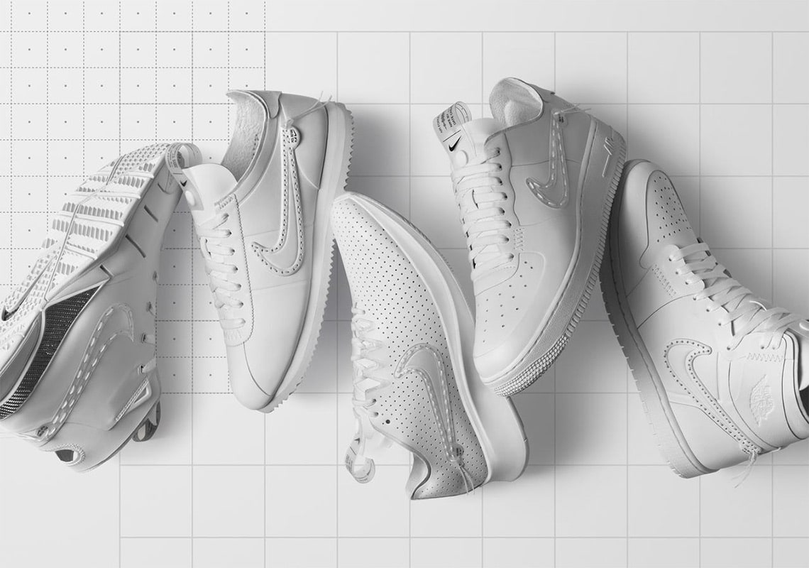 """Nike Celebrates New NYC Store With """"Noise Cancelling"""" Collection"""