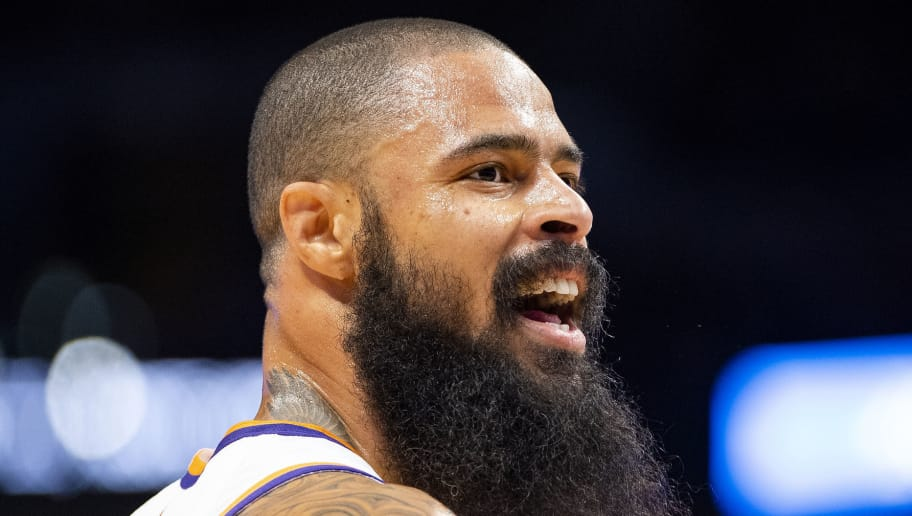 Tyson Chandler Sounds Surprisingly Amped to Join the Mediocre Lakers