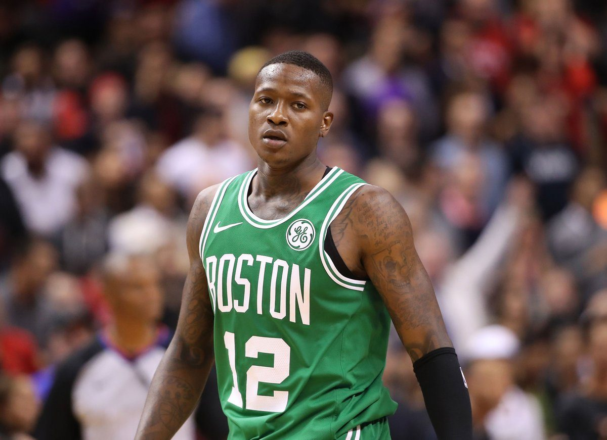 Terry Rozier is Being Sued for Copyright Infringment