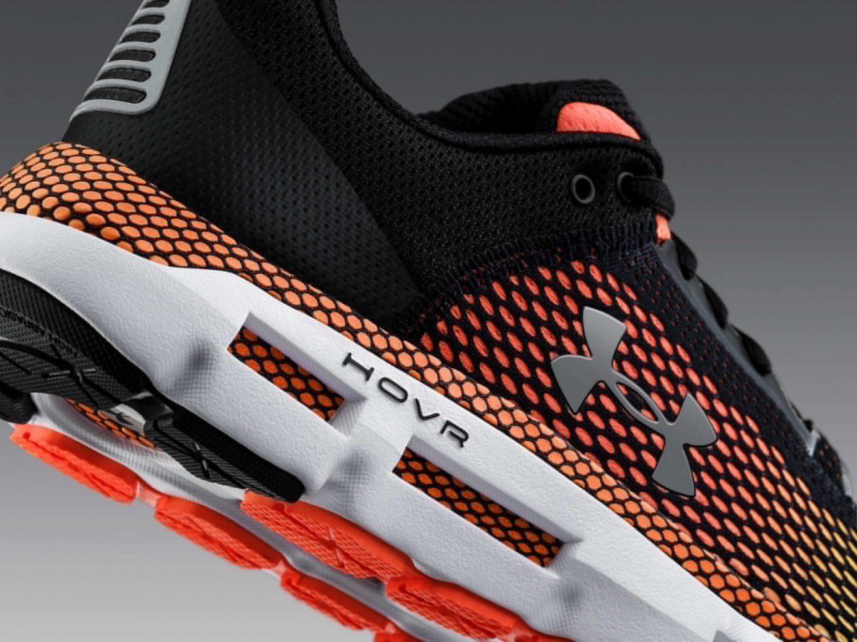 Under Armour Introduce the Hovr Infinite Runner