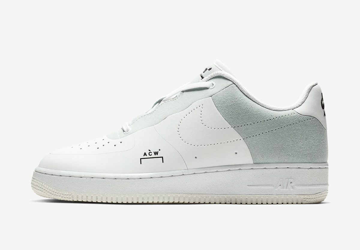 Where to Buy the A-Cold-Wall* x Nike Air Force 1 Lows