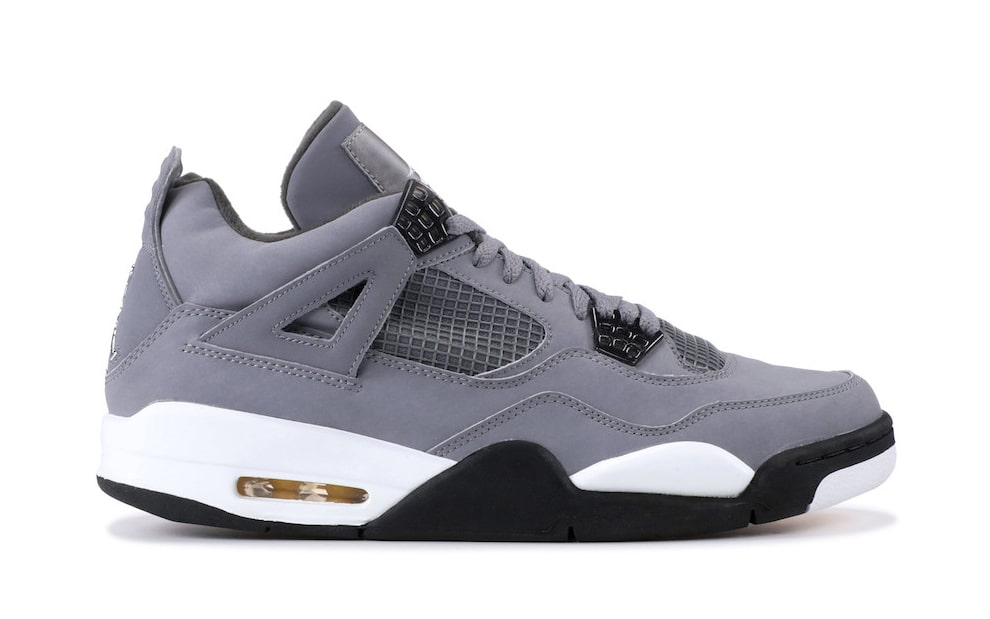 Air Jordan 4 Cool Grey Rumored to Return in 2019