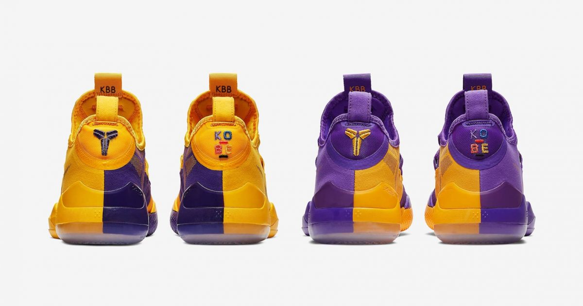 """Available Now // Nike Kobe AD """"Lakers Pack"""""""