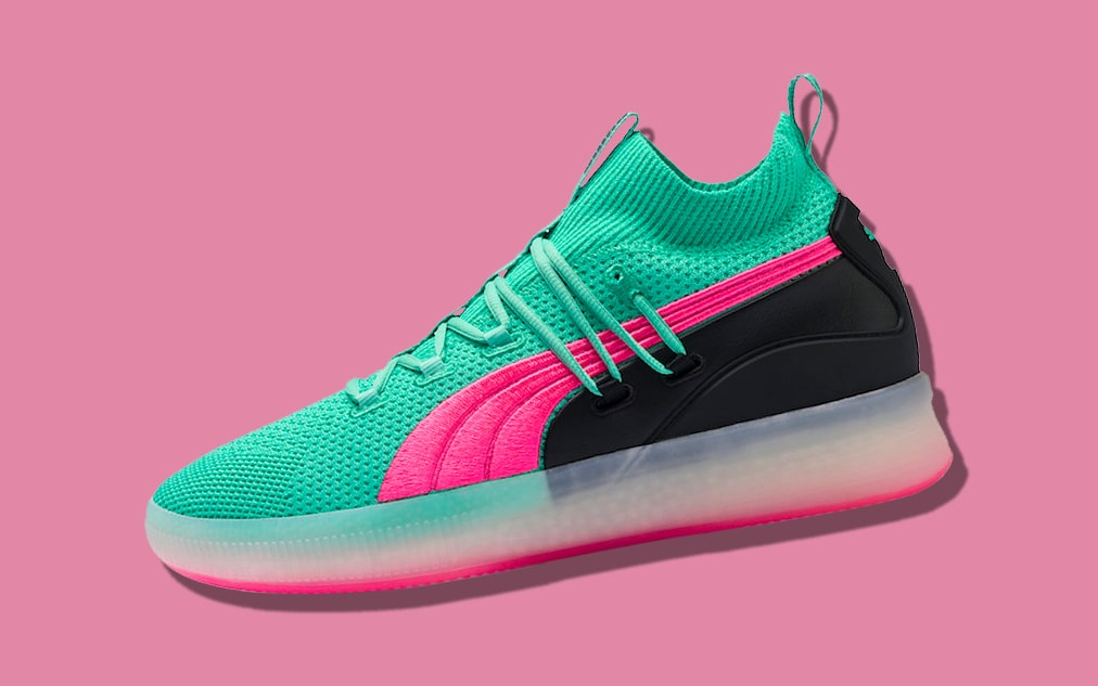 PUMA Takes the Clyde Court on Vacay